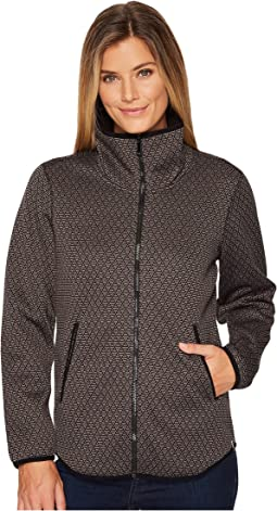 Lochlyn Fleece Long Full Zip