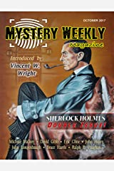 Mystery Weekly Magazine: October 2017 (Mystery Weekly Magazine Issues Book 26) Kindle Edition