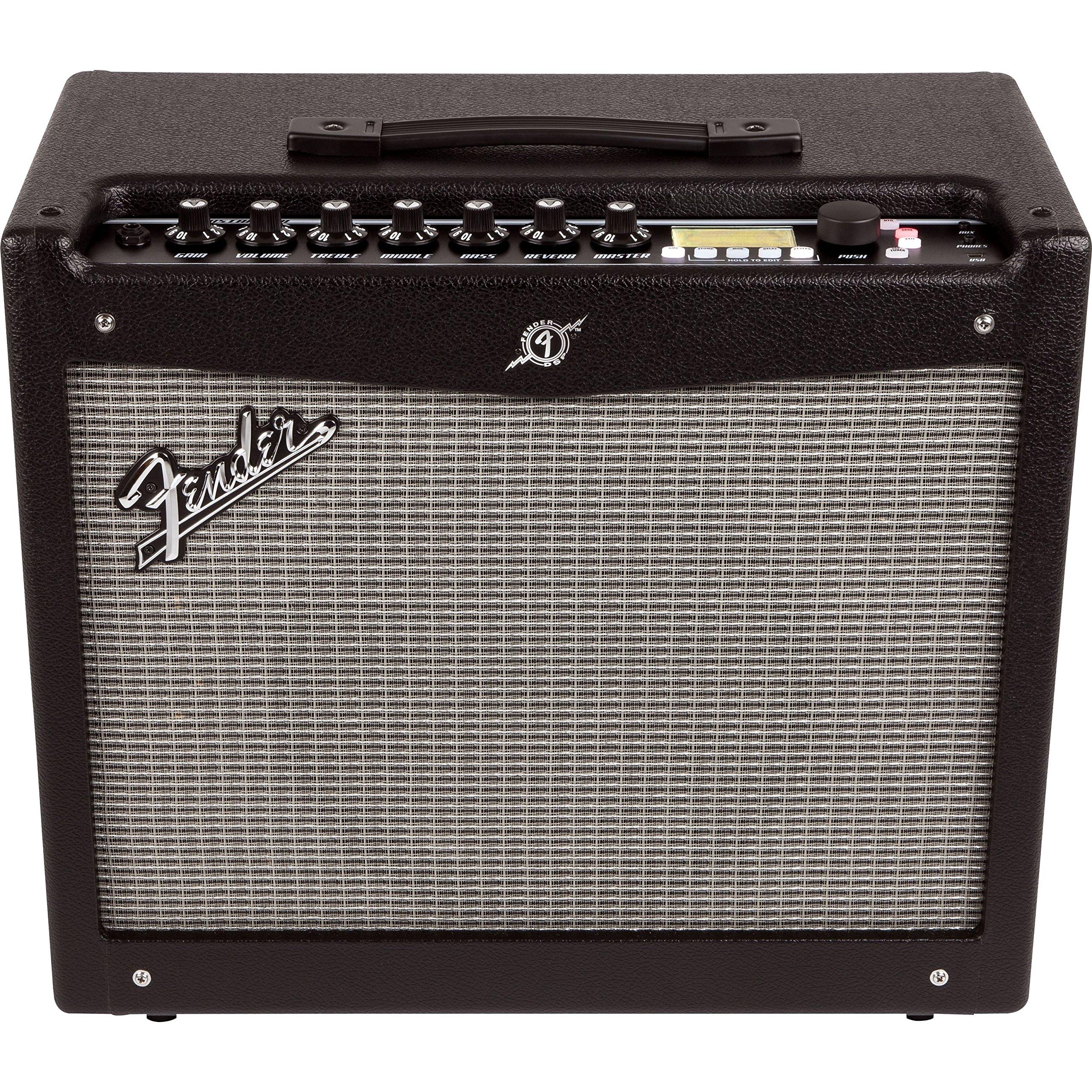 Amplificador guitarra Fender Mustang III v.2 100 W: Amazon.es ...