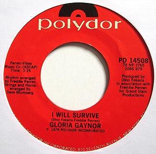 I will survive/Ahayi (2 versions each, 1998) / Vinyl Maxi Single [Vinyl 12'']