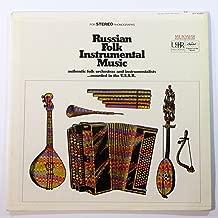 Best russian instrumental folk music Reviews