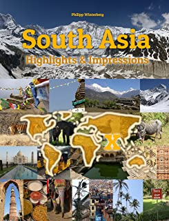 South Asia Highlights & Impressions: Original Wimmelfotoheft (4K Ultra HD) (English Edition)