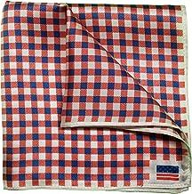Silk Pocket Square by American Pocket Square Company   Patriotic, Pure Silk, Premium Quality: