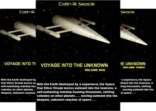Voyage Into the Unknown (18 Book Series)