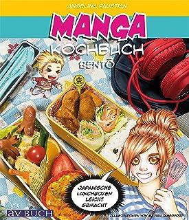Manga Kochbuch Bento: Japanische Lunchboxen leicht gemacht (