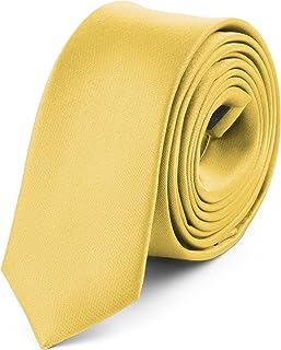 Amazon.es: Amarillo - Corbatas / Corbatas, fajines y pañuelos de ...