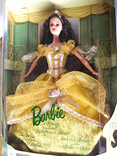 Barbie Doll as Beauty - Beauty & The Beast Collector Edition - Children's Collector Series (1999)