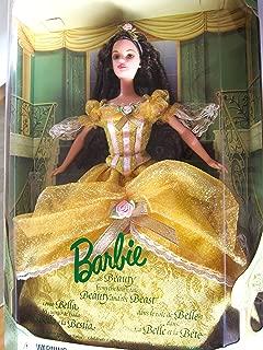 beauty and the beast barbie 2017