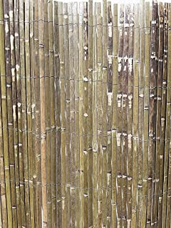 Bamboo Garden Screening Fencing Rolls 1.8M Tall and 3.8M Lon