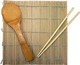 WPAN 10031 3 Piece Bamboo Making 10 Inch