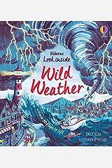 Look Inside Wild Weather Board book