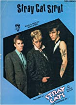 Stray Cat Strut as Recorded By the Stray Cats - Piano Sheet Music