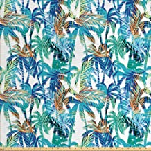 Best tropical pattern fabric Reviews