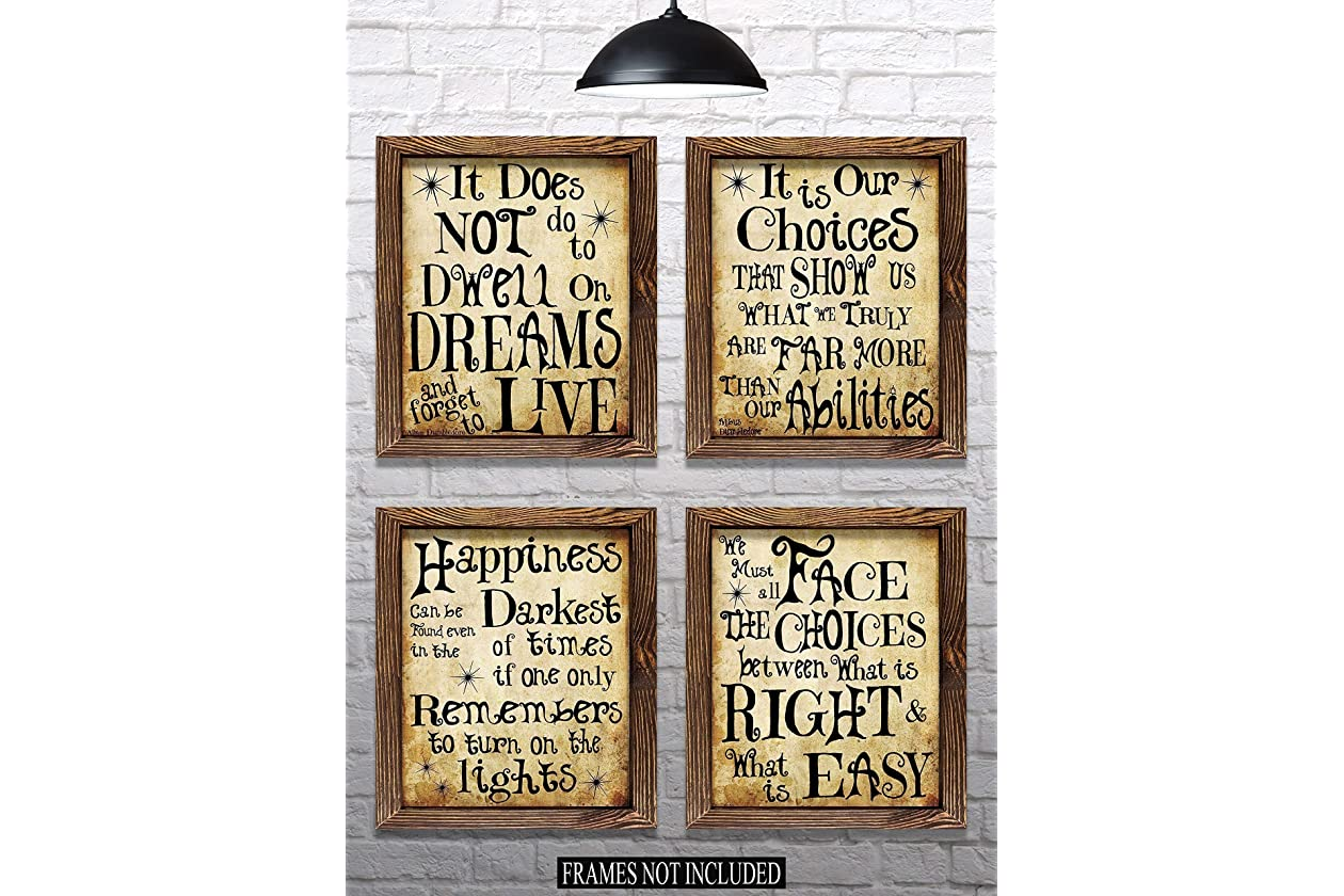 . Best harry potter decorations for room   Amazon com