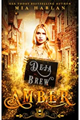 Amber: Deja Brew: A Quirky Reverse Harem Romance (Jewels Cafe Book 14) Kindle Edition