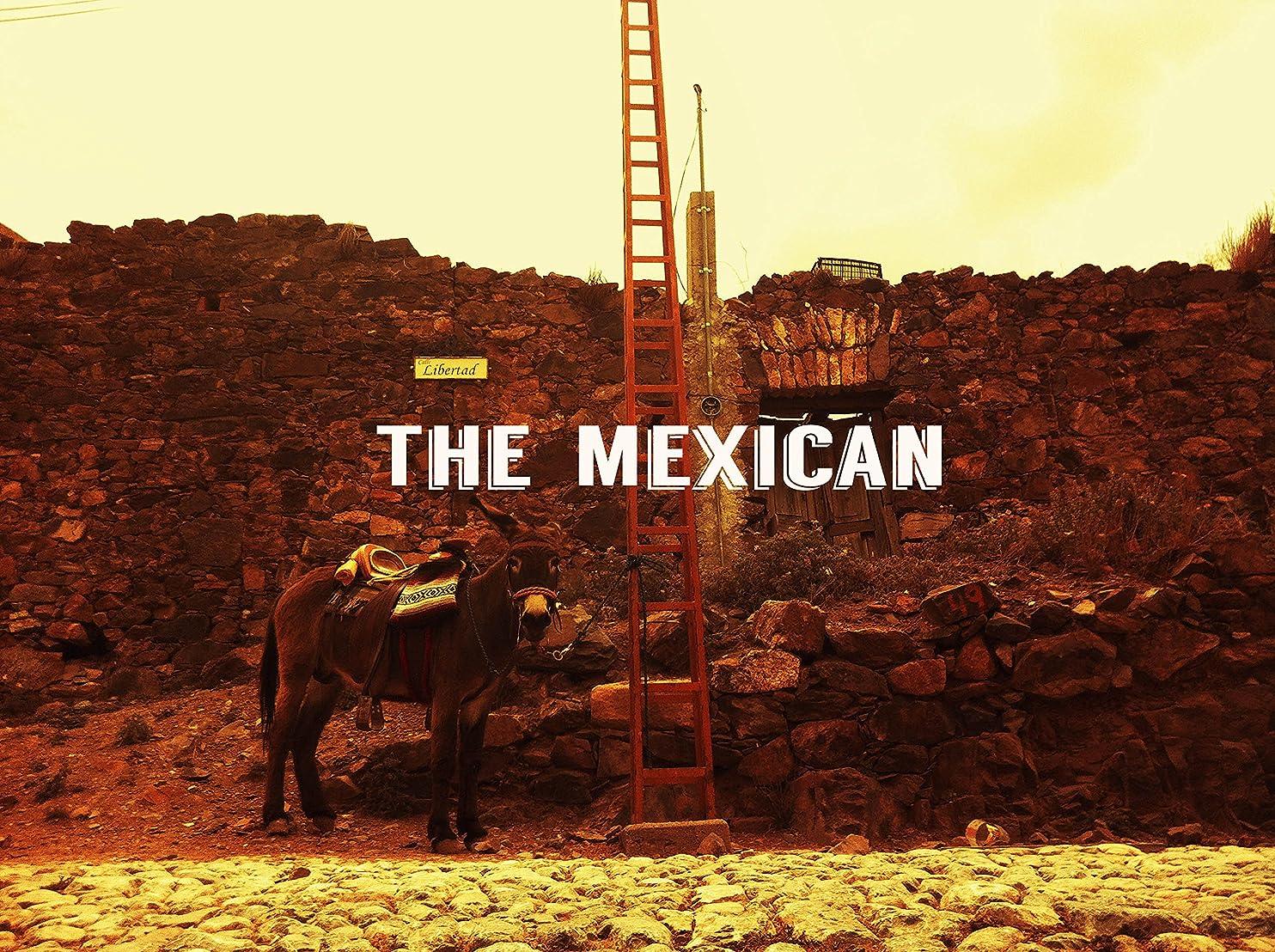 スポーツ黒くする狂人The Mexican