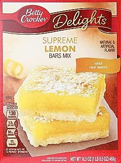 Best lemon squares box mixes Reviews