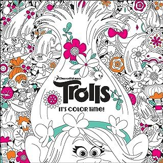 It's Color Time! (DreamWorks Trolls)