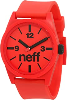 Neff Daily Watch Red OS