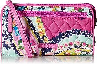 Vera Bradley RFID Front Zip Wallet, Signature Wallet