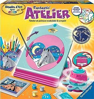 Ravensburger–28505–Taller de Arte Fantastic'Atelier