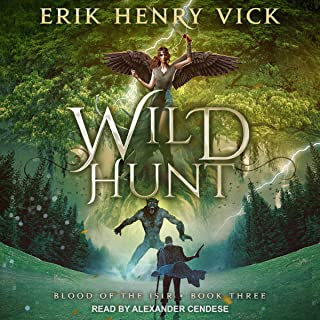 Wild Hunt: Blood of the Isir Series, Book 3