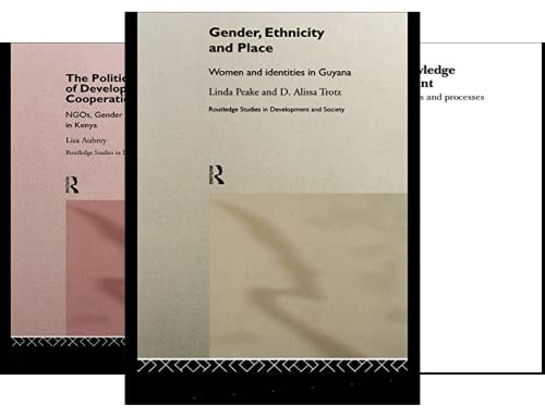 Routledge Studies in Development and Society (49 Book Series)