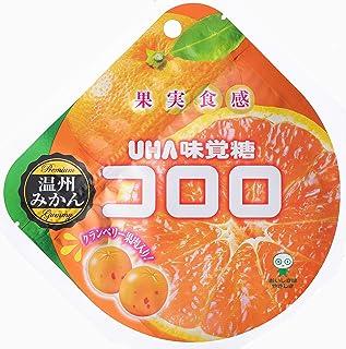 味覚糖 コロロ 温州みかん 40g×6袋