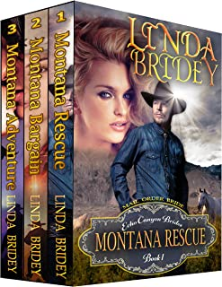 Echo Canyon Brides Box Set - Books 1 - 3: Historical Cowboy Western Mail Order Bride Bundle (Echo Canyon Brides Box Sets)