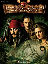 Pirates of the Caribbean - Dead Man's Chest Songbook