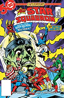 All-Star Squadron (1981-) #56