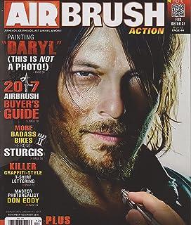 Air Brush Action Magazine November/December 2016