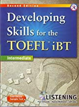 Developing Skills for the TOEFL iBT, 2nd Edition Intermediate Listening (w/MP3 CD, Transcripts and Answer Key)