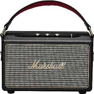 Marshall Kilburn 便携式蓝牙音箱,黑色