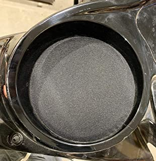 Universal Water Resistant Hydrophobic Speaker Grill Material. Made to Help Protect Speakers From Water