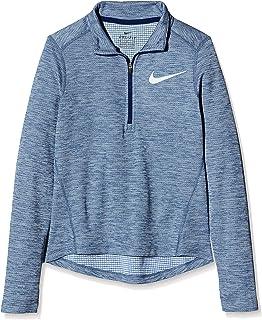 Nike Kids Long-Sleeve 1/2-Zip Running Top