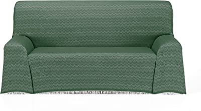 Cardenal Textil Regina Foulard Multiusos, Verde, 230x290 cm