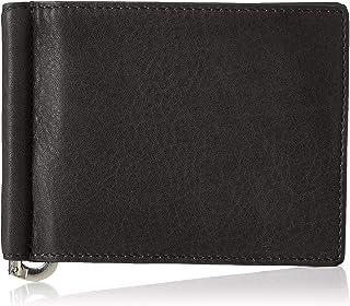 [オティアス] マネークリップ 小銭入れ付き メンズ 財布 コンパクト 二つ折り 本革 薄い 薄型 うすい