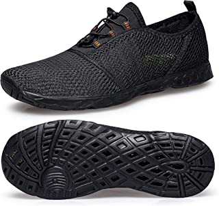 Water Shoes-Quick Drying Mens Womens Water Sports Shoes Lightweight for Water Sports Outdoor Beach Pool Exercise