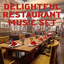Delightful Restaurant Music Set – Jazz Background Perfect for Romantic Dinner on Paris Restaurant