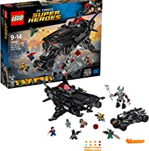 LEGO DC Comics Super Heroes 76087 Justice League Flying Fox: Batmobile Airlift Attack Toy