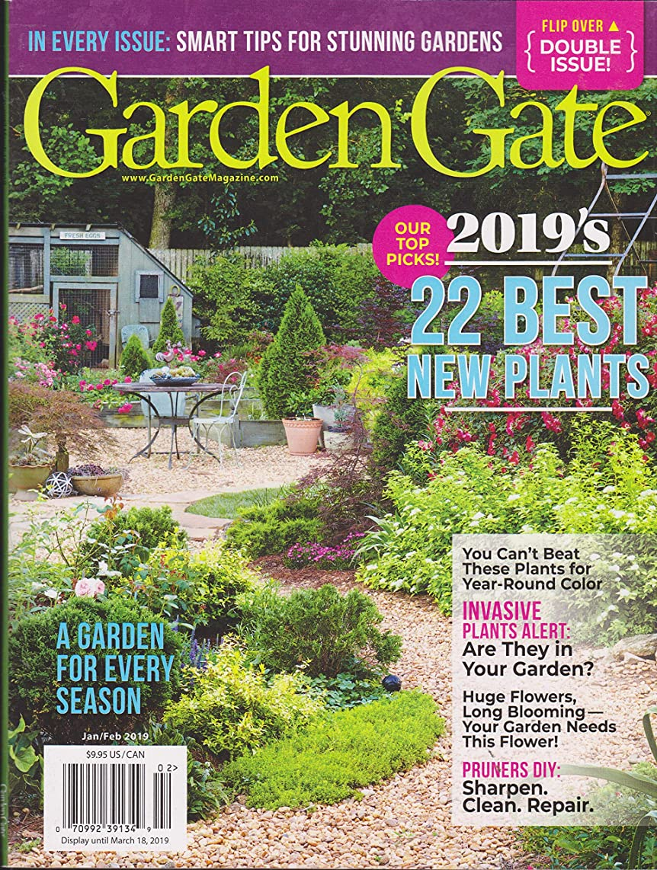Garden Gate Magazine January/February 2019