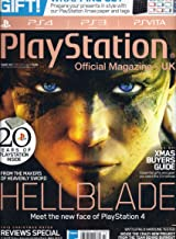 Play Station Official Magazine - UK (Christmas 2014)