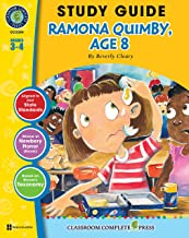 Study Guide - Ramona Quimby, Age 8 Gr. 3-4