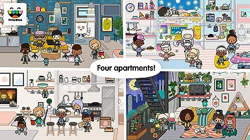 『Toca Life: Neighborhood』の2枚目の画像