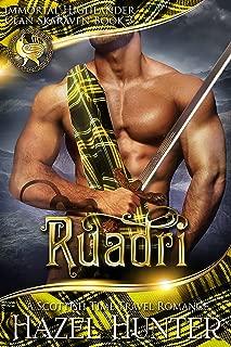 Ruadri (Immortal Highlander, Clan Skaraven Book 3): A Scottish Time Travel Romance