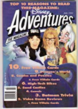 disney adventure magazine