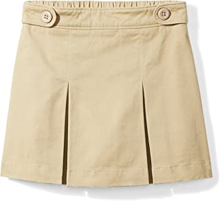 Amazon Essentials Girls' Uniform Skort