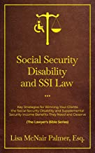 Social Security Disability and SSI Law: Key Strategies for Winning Your Clients the Social Security Disability and Supplem...
