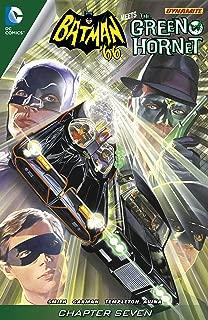 Batman '66 Meets the Green Hornet (2014-) #7